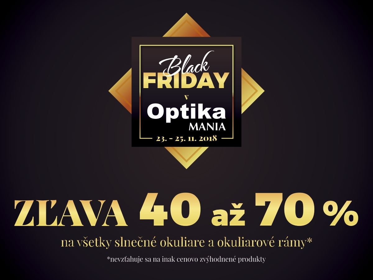 789ba3ce8 Očná optika MANIA | CITY ARENA